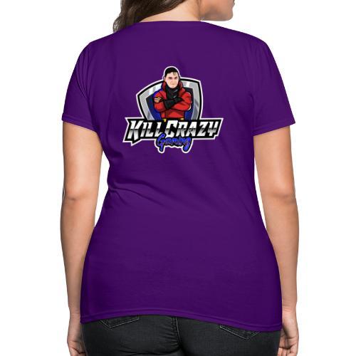 KillCrazy Gaming - Women's T-Shirt