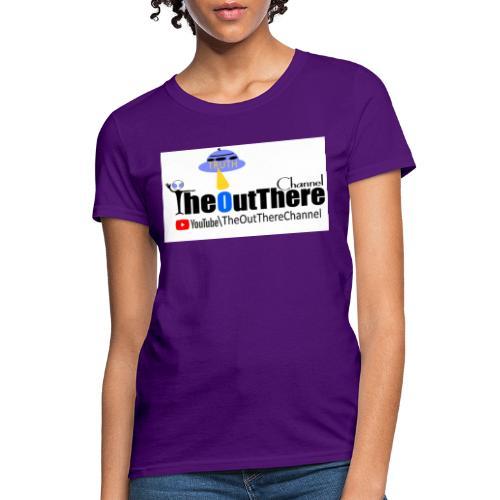 NewBannerOTChan2018 with Crew Back Logo - Women's T-Shirt