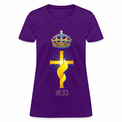 Kingdom - Women's T-Shirt