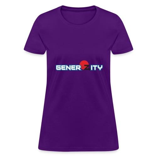 GenerOZity - Women's T-Shirt