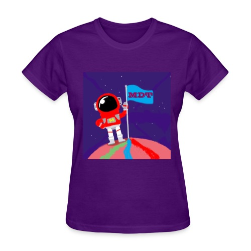 MiX DuDeZz Tv Warehouse - Women's T-Shirt