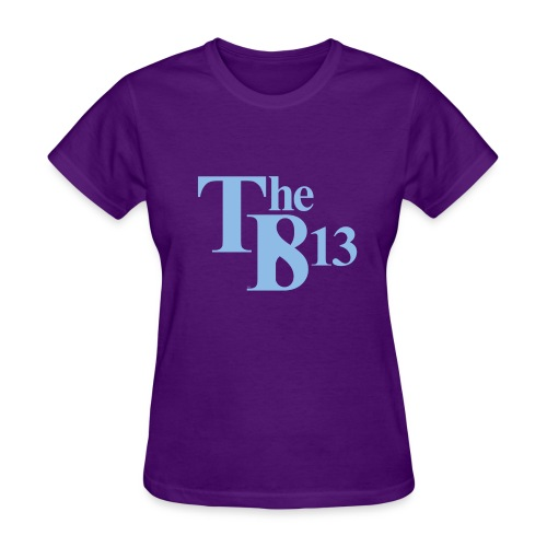 TBisthe813 Columbia Blue - Women's T-Shirt