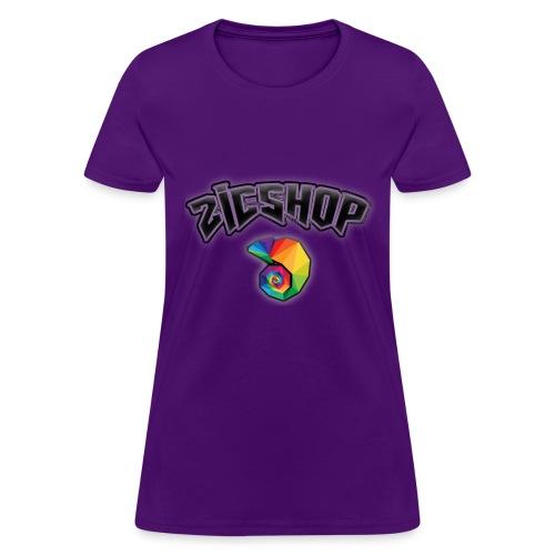 zic's shop logo - Women's T-Shirt