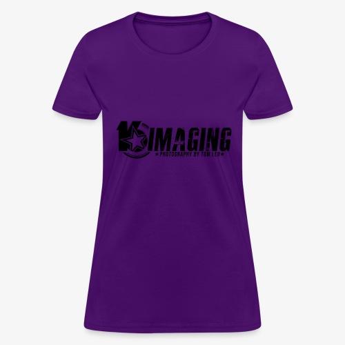 16 Horizontal Black - Women's T-Shirt