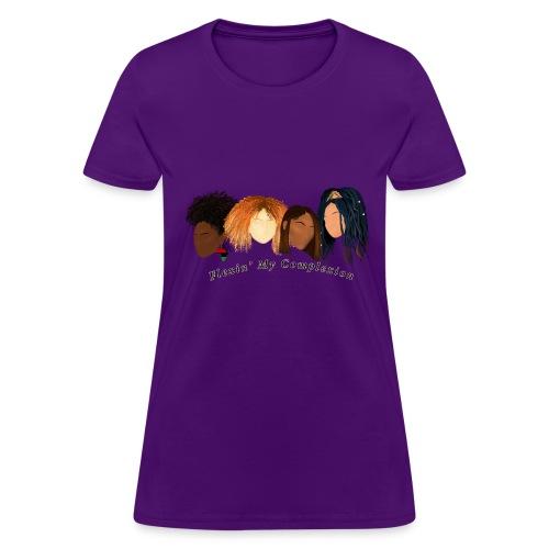 COMPLEX FLEX! **Artist >> @srentity - Women's T-Shirt