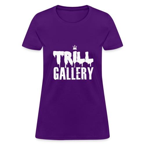 Trill Gallery Main Logo - Women's T-Shirt
