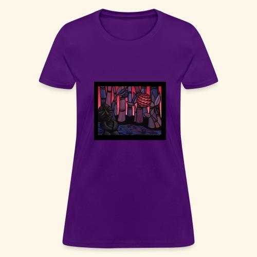 Up River - Women's T-Shirt
