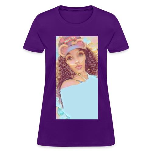 AshaSharron - Women's T-Shirt