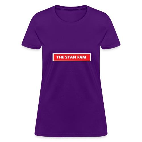 THE STAN FAM - Women's T-Shirt