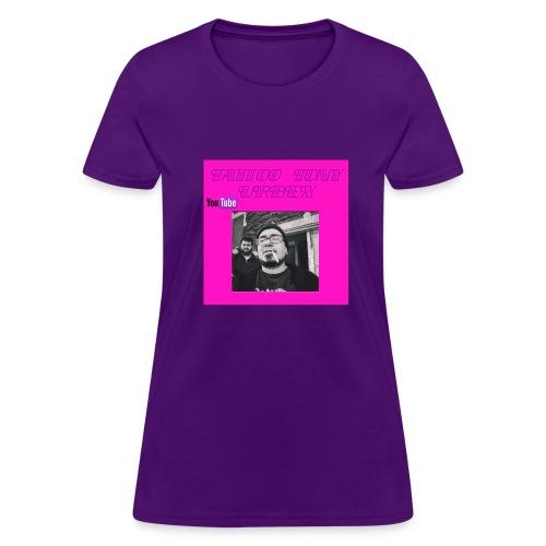 Women's Shirt on Old Lucky Street - Women's T-Shirt