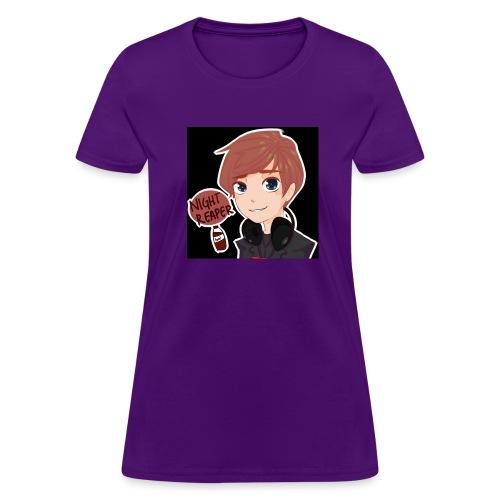 night reaper12345 - Women's T-Shirt