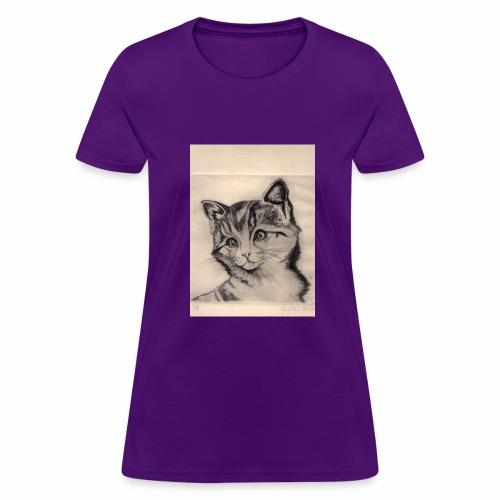 CatYrwing - Women's T-Shirt