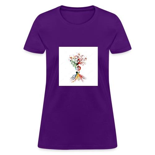 depositphotos 110651050 stock illustration colorfu - Women's T-Shirt