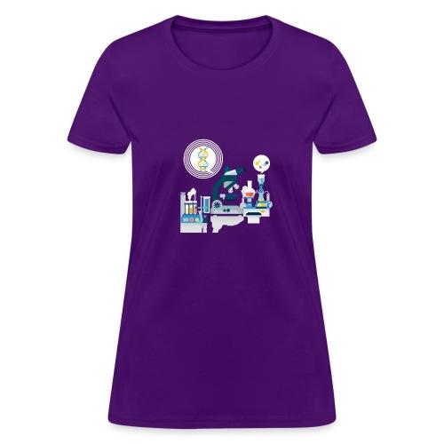 Lap - Women's T-Shirt