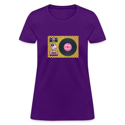 Vinyl Life. - Women's T-Shirt