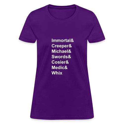 Rebels List - Women's T-Shirt