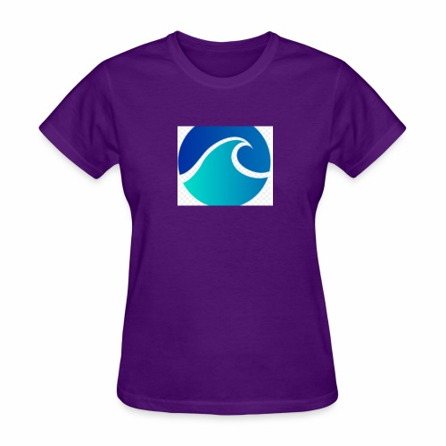 The Wave - Women's T-Shirt
