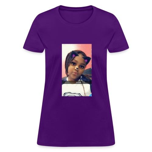 zakearr fam - Women's T-Shirt