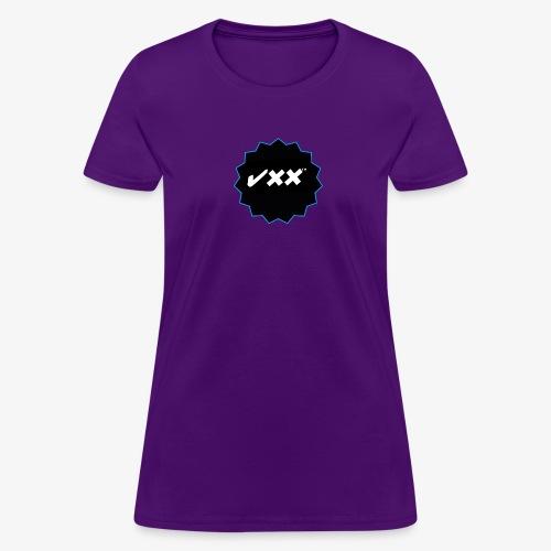 jxx clipped rev 1 - Women's T-Shirt