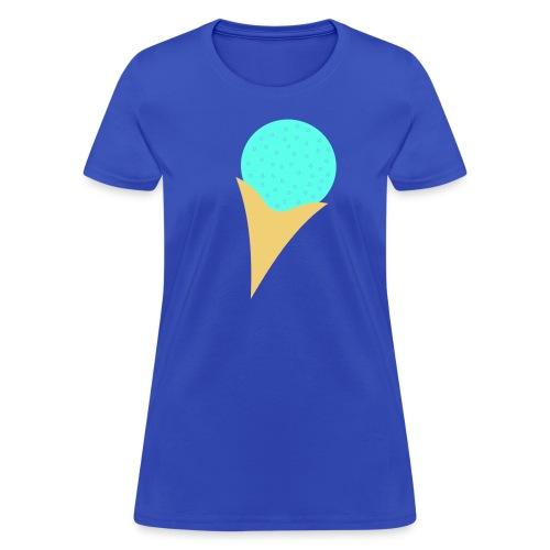 Bubble Gum Ice-Cream - Women's T-Shirt