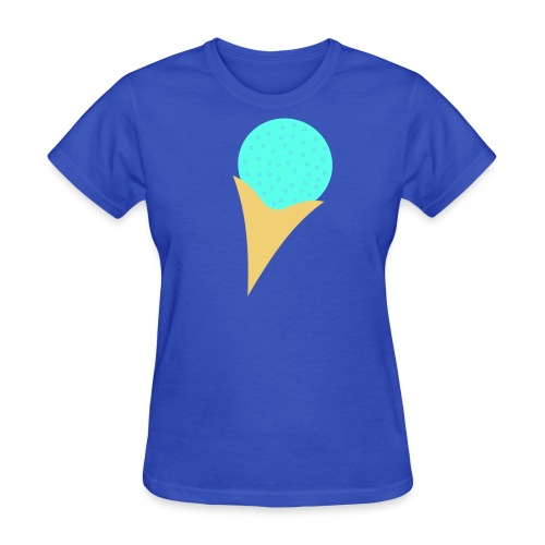 Bubble Gum Ice-Cream - Women's T-Shirt