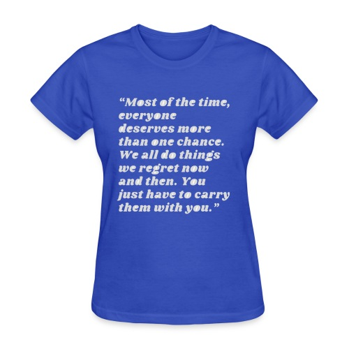 t-shirt most of the time - Women's T-Shirt