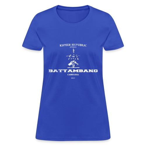 Women's Battambang - Women's T-Shirt