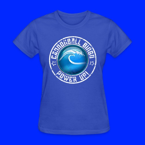 Vintage Tsunami Power-Up Tee - Women's T-Shirt