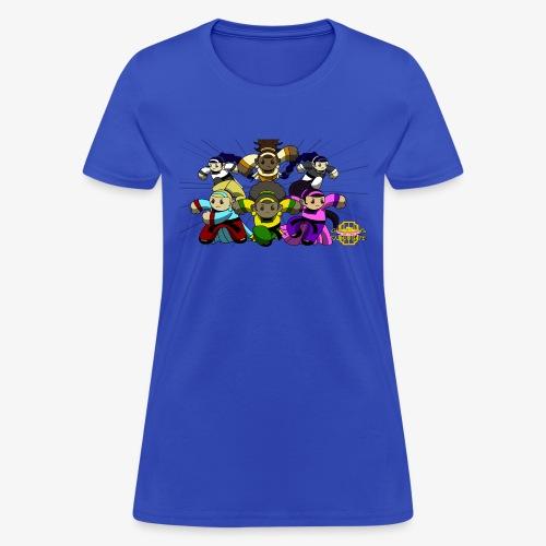 The Guardians of the Cloudgate w/ Logo - Women's T-Shirt