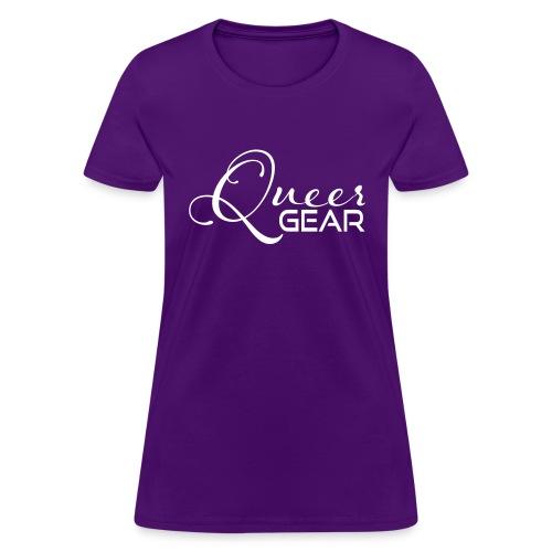 Queer Gear T-Shirt 03 - Women's T-Shirt