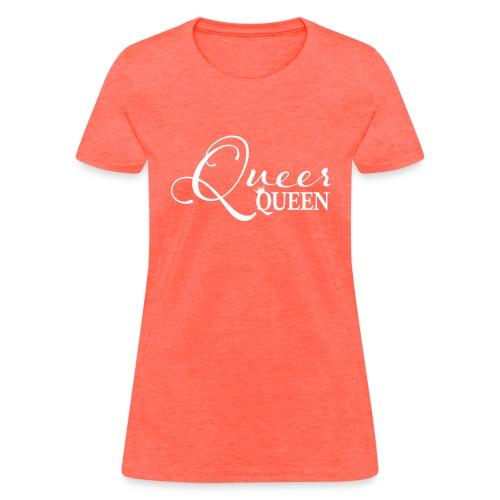Queer Queen T-shirt 04 - Women's T-Shirt