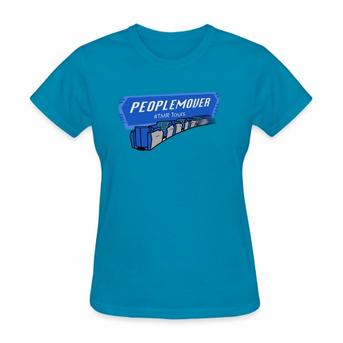 Peoplemover TMR - Women's T-Shirt