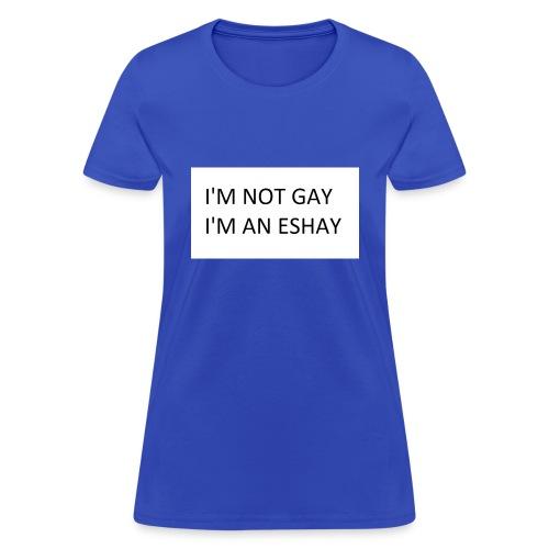 ESHAY - Women's T-Shirt
