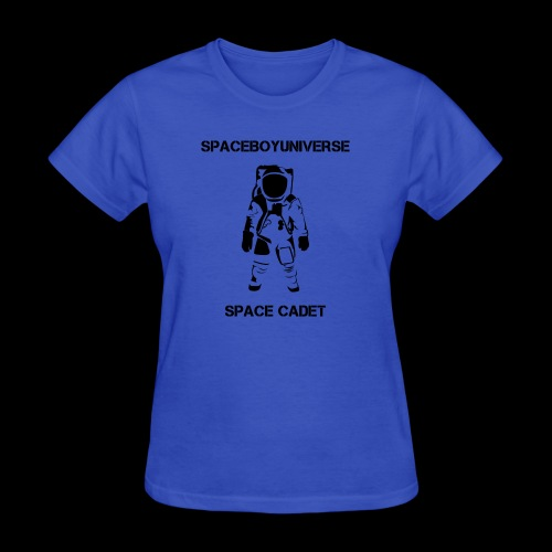 Spaceboy Universe Astronaut - Women's T-Shirt