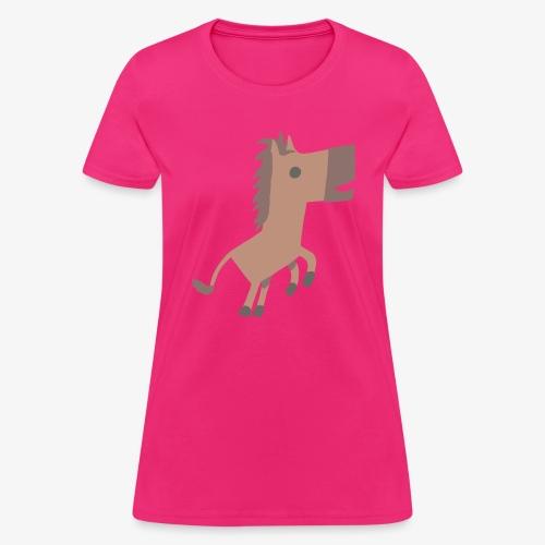 Horse - Women's T-Shirt