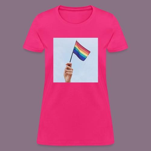 lgbt - Women's T-Shirt
