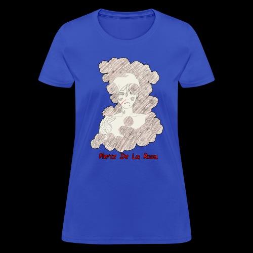 Pierce De La Rosa - Women's T-Shirt