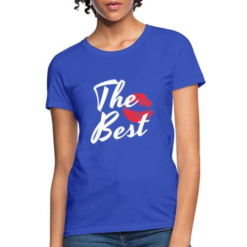Best Kiss - Women's T-Shirt