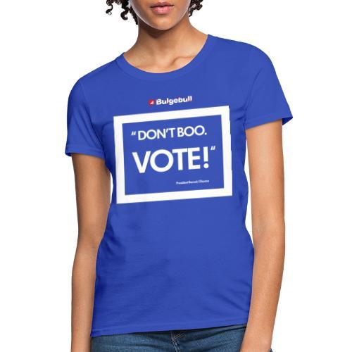 BULGEBULL DONT BOO - Women's T-Shirt