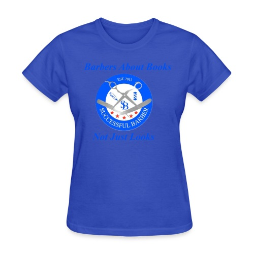 BarberShop Books - Women's T-Shirt