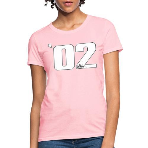 2002 (White) - Women's T-Shirt