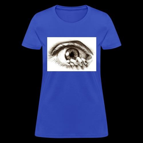 eye breaker - Women's T-Shirt