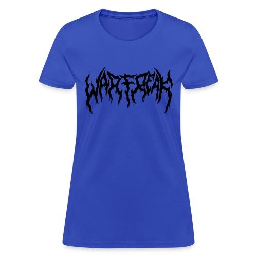 Death Metal Warfreak - Women's T-Shirt