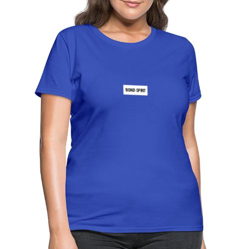 Bond Spirit Modern (Glitch) - Women's T-Shirt