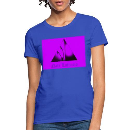 Purple Logo 2 - Women's T-Shirt