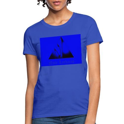 Blue Logo 2 - Women's T-Shirt