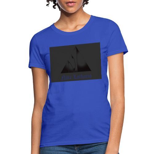 Dark Grey Logo - Women's T-Shirt