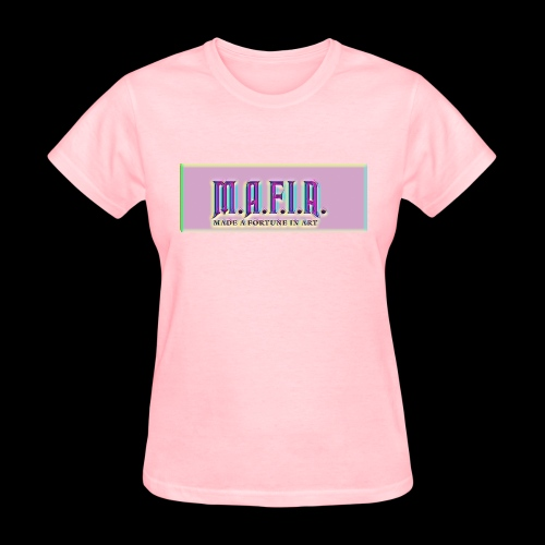 Trippy Mafia Logo - Women's T-Shirt