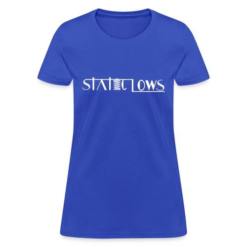 Staticlows - Women's T-Shirt