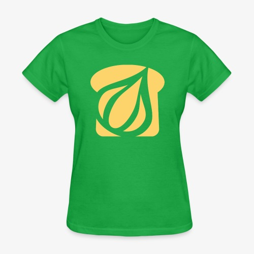 Garlic Toast - Women's T-Shirt